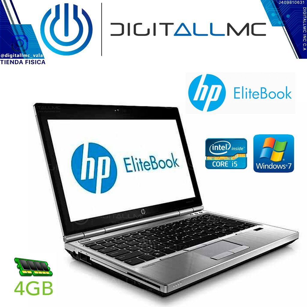 Laptop HP EliteBook 8560p I5 4gb