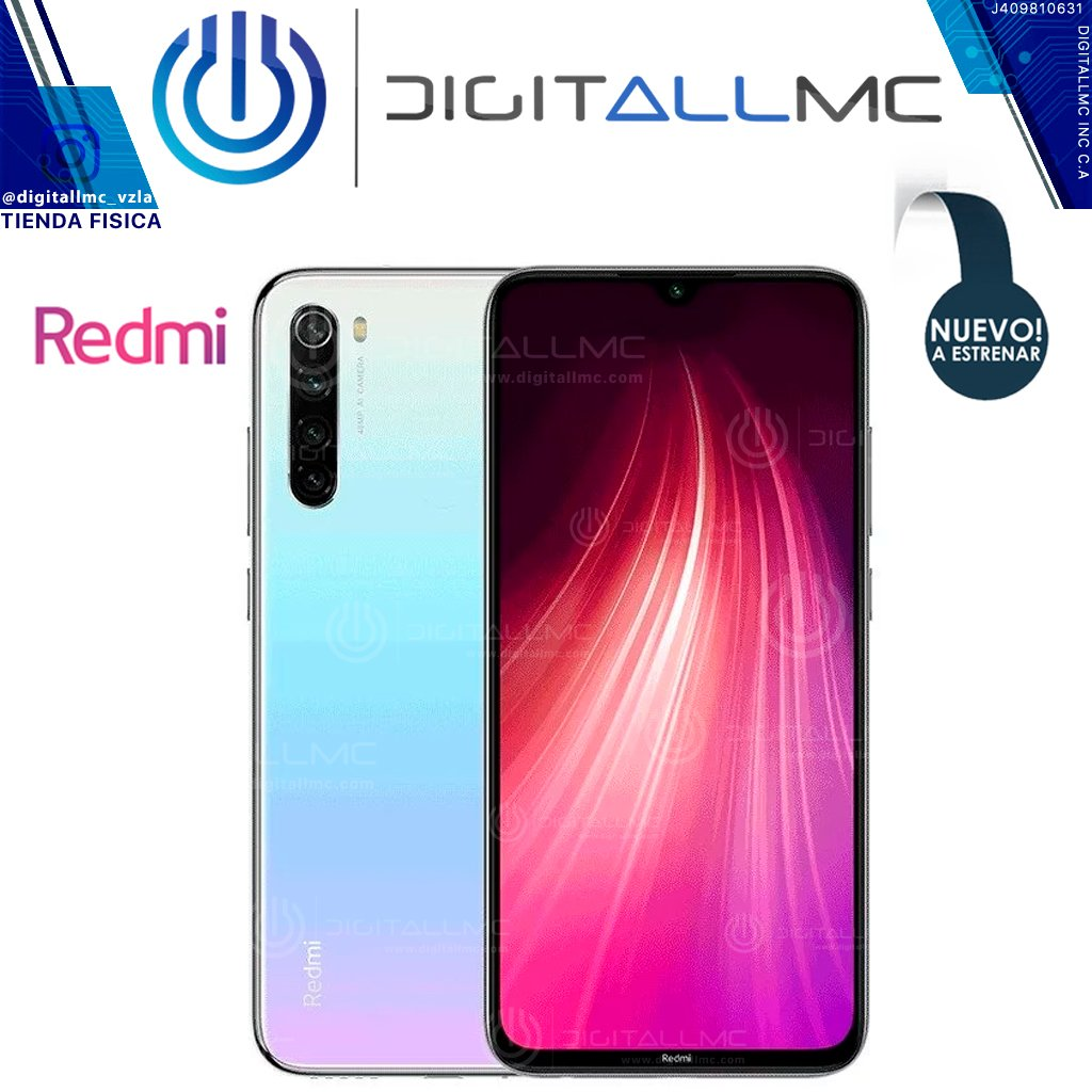 Xiaomi Redmi Note 8 4gGB + 64GB