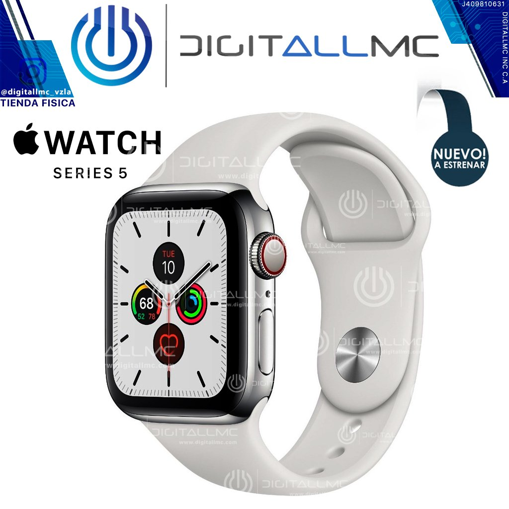 Reloj  Apple watch serie 5