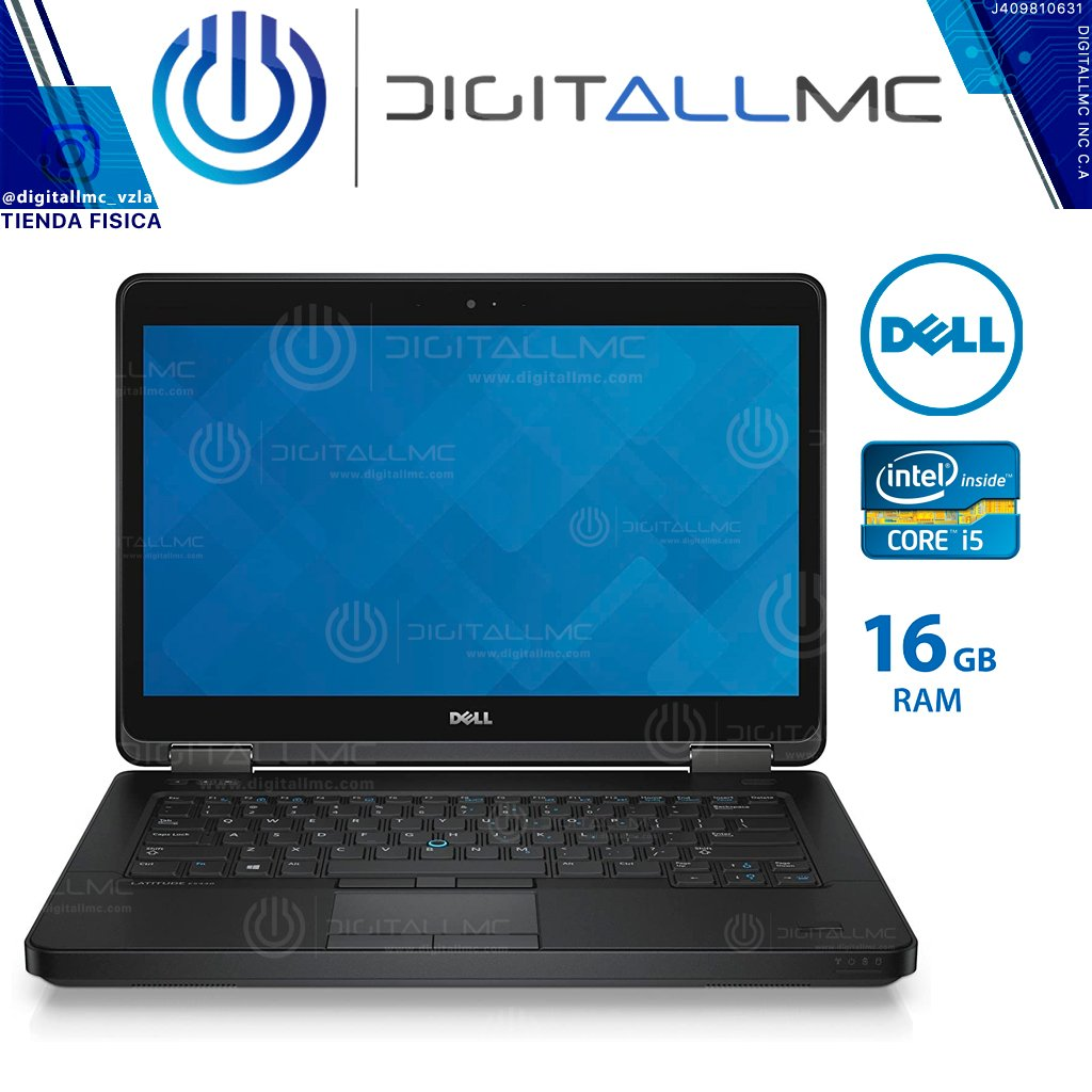 Laptop Dell Latitude E5540 I5  16gb Ram 500gb dd (refurbis clase A)