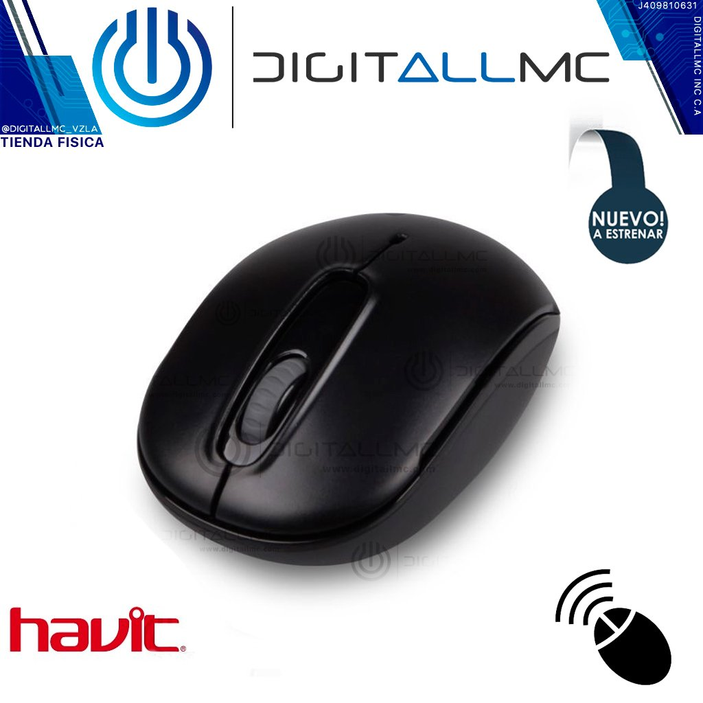 Mouse Inalambrico Havit Hv-ms958gt Original